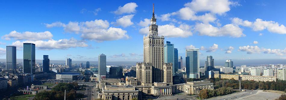 """Тур """"Варшаву можно полюбить"""" всего от 219 руб/3 дня"""